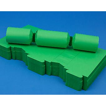 100 MINI Emerald Green Make & Fill Your Own Cracker Boards