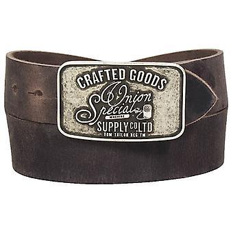 Tom tailor leather coupling belt TG1001R15-681