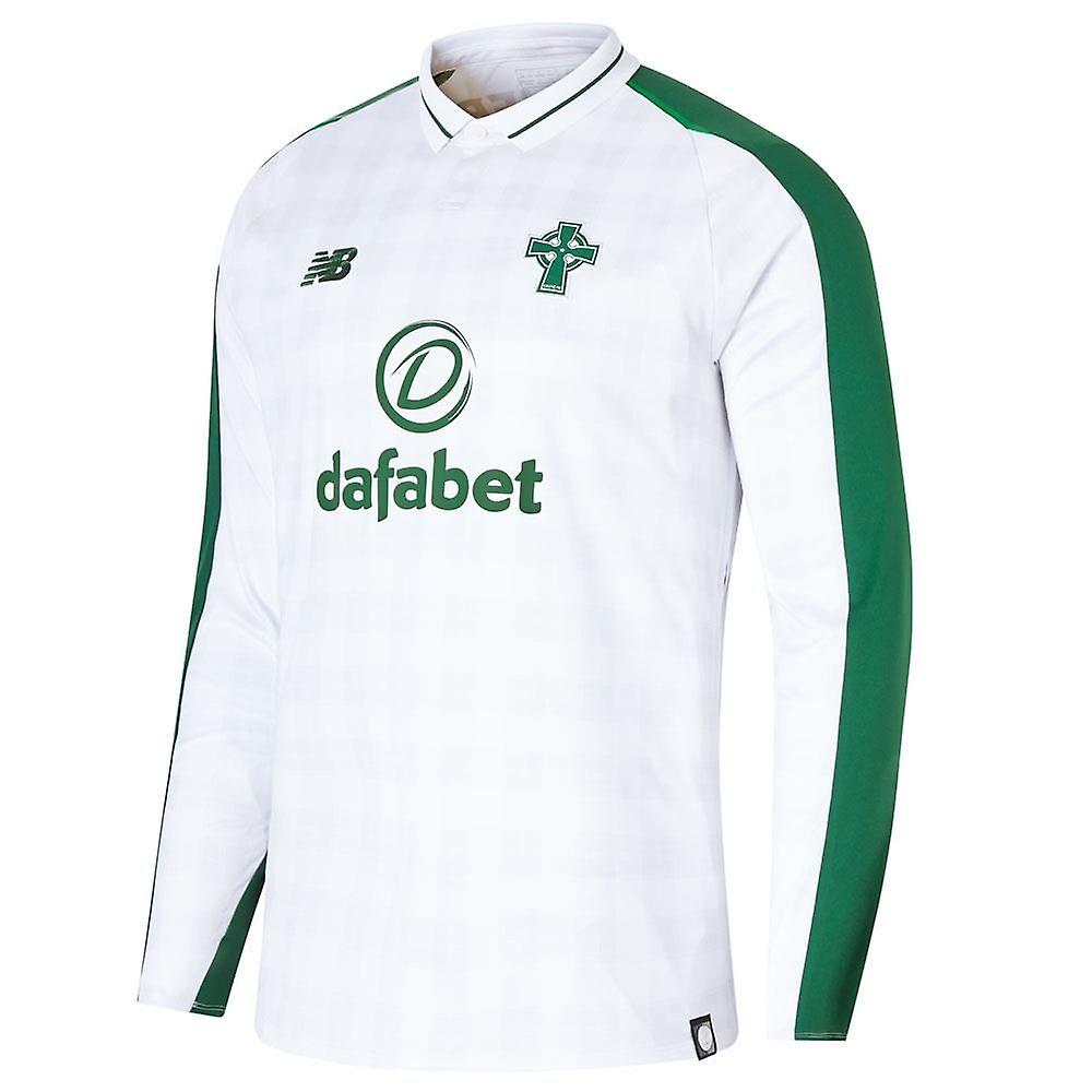 2018-2019 Celtic Away Long Sleeve Shirt
