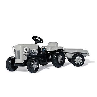 Rolly Toys RollyKid Fergie grau Traktor mit Anhänger