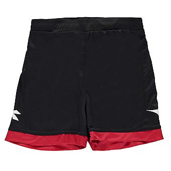 Diadora Kids Boys Paulo Shorts Junior Bottoms Lightweight Elasticated Waistband