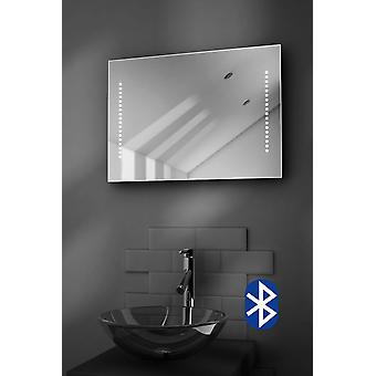Audio Bathroom Shaver Mirror With Bluetooth & Sensor K60sAud
