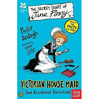 National Trust - The Secret Diary of Jane Pinny - Victorian House Maid