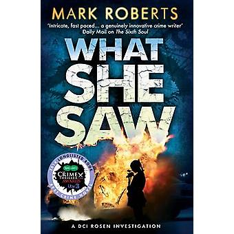 What She Saw - Brilliant Page Turner - A Serial Killer Thriller with a