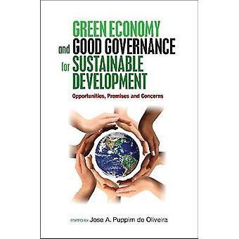 L'économie verte et la bonne gouvernance pour le développement durable - sement