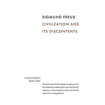 Sivilisasjonen og dens Discontents av Sigmund Freud - 9780141018997 bok