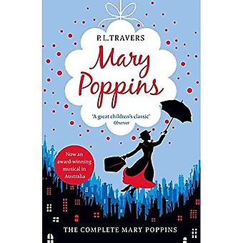 Mary Poppins - The Complete Collection: Mary Poppins - Mary Poppins in Cherry Lane - Mary Poppins en het huis naast de deur - Mary Poppins opent de... Poppins in het Park - Mary Poppins komt terug