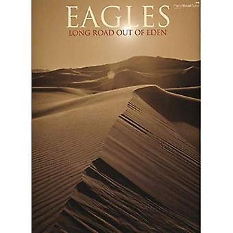 Den långa vägen ut ur Eden: Piano/sång/gitarr sångbok (Pvg)