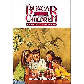 Mysteriet med the Spider ledtråd (Boxcar barn)