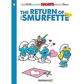 Prix Schtroumpfs #10: Le retour de la Schtroumpfette