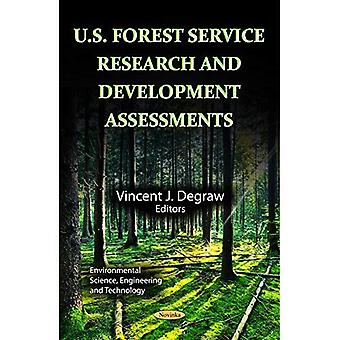 U.S. Forest Service Research and Development Assessments