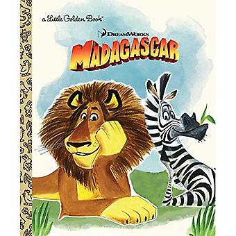 DreamWorks Madagaskar (Golden Books)