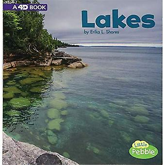 Lakes: A 4D Book (Bodies of Water)