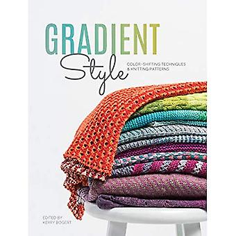 Gradient Style: Techniques and Patterns Featuring Unique Colorwork Effects