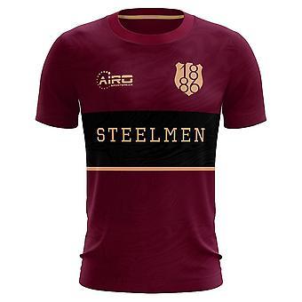 2019-2020 مذرويل بعيدا مفهوم قميص كرة القدم - أطفال