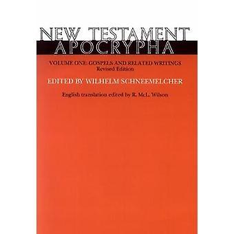 Neutestamentliche Apokryphen Vol 1 von Schneemelcher & Wilhelm