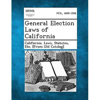 General valget lovene i California av California lover & lover Etc fra O.