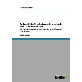 Antisemitische Verschwrungstheorien nach dem 11. September 2011 by Wandhfer & Sascha