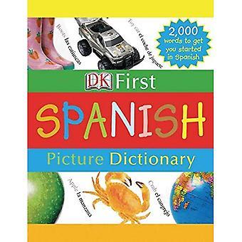 DK-erste spanische Bildwörterbuch