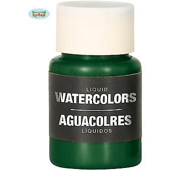 Make up and eyelashes  Dark green Water Makeup 28ml
