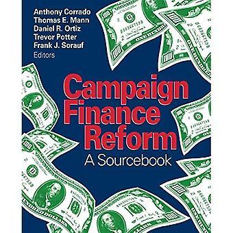 Reforma de Finanzas de campaña: Un Sourcebook