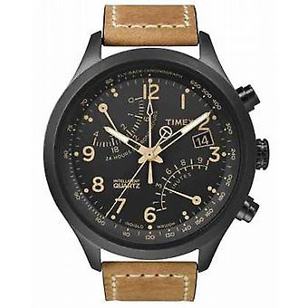 Timex T Series IQ Fly-Back-Chronograph T2N700 Uhr