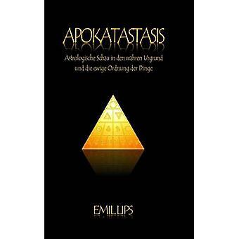 Apokatastasis by Apokatastasis - 9781291560879 Book