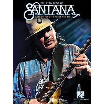 The Very Best of Santana - 9781495070228 Book