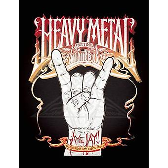 The Heavy Metal Fun Time Activity Book by Aye Jay Morano - Andrew W.