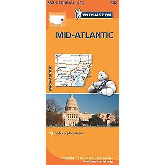 Mid-Atlantic - 9782067184589 Book