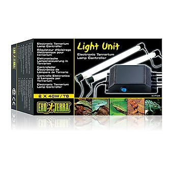 Exo Terra Light Unit Controller 2 X 40w
