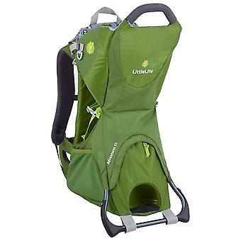 Littlelife Green Adventurer S2 Child Carrier