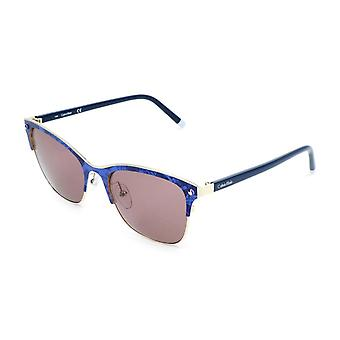 Calvin Klein Women Blue Sunglasses -- CK54218928