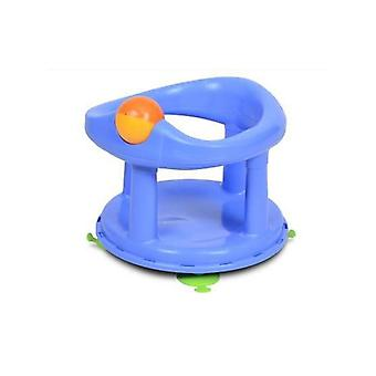 Seguridad 1st Asiento de baño giratorio Pastel Azul
