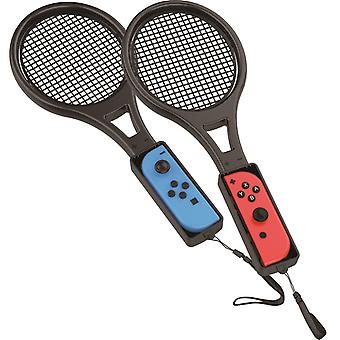 Venom tennis racket Joy-con bevestiging Twin Pack (Nintendo switch)