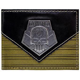 Suicide Squad Deadshot Task Force-ID & Karte Bi-Fold Geldbörse