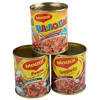 Tanner Pasta Dosen Set von 3 (Maggi)