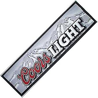 Coors Light Wetstop Runner (pp)
