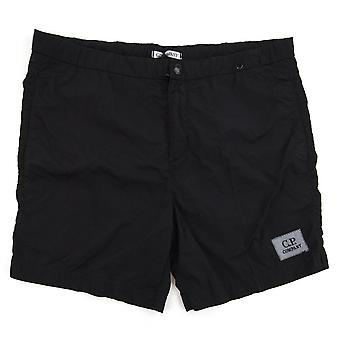 CP Company Chrome Swim Shorts Black 999