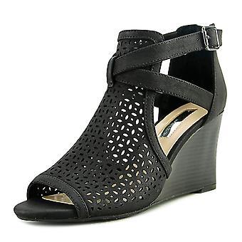Les Concepts International INC Womens Reiaa Open Toe occasionnels cheville Strap Sandals