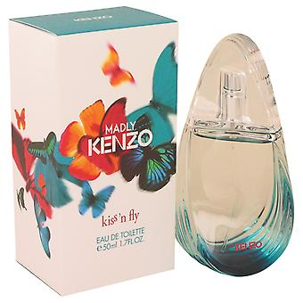 Kenzo Madly Kenzo! Kiss Fly Eau de Toilette 50ml EDT Spray