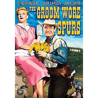 Groom Wore Spurs (1951) [DVD] USA import