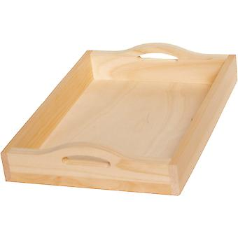 Pine Rectangle Serving Tray 15