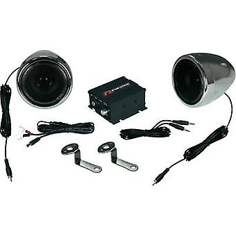 2 way speaker assemby set 100 W Renegade RXA100C