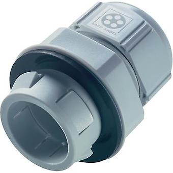 Cable gland M25 Polyamide Silver-grey (RAL 7001)