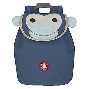 Franck & Fischer Filur monkey canvas backpack (Toys , School Zone , Backpacks)