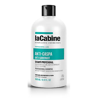 La Cabine Anti-Dandruff Shampoo 500 Ml (Woman , Hair Care , Shampoos)