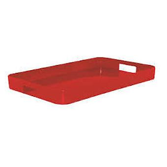 Zak New Gallery Tray Red (Home , Kitchen , Kitchenware and pastries , Trays)