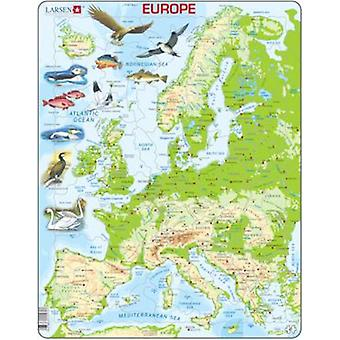 Larsen Europe Physics (children, toys, board games, Puzzles)