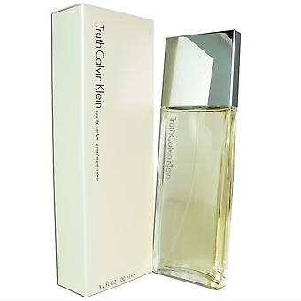 CK Truth for Women by Calvin Klein 3.4 oz EDP Spray